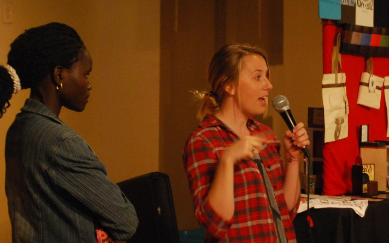Sam+Melhalf+speaks+as+part+of+the+screening+of+the+newly+released+Kony+2012%3A+Part+II+-+Beyond+Famous+video+that+was+shown+in+the+Tiger%27s+Den+on+Thursday