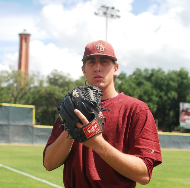 Senior pitcher Ben Klimesh is expected to join minor league baseball after graduation in June