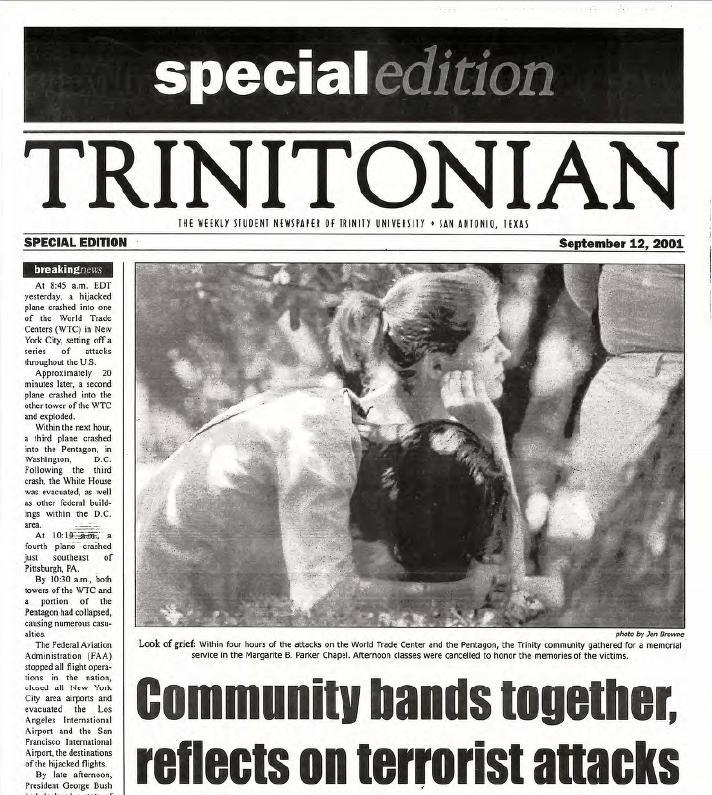 The+Trinitonian%2C+Sept.+12%2C+2001+