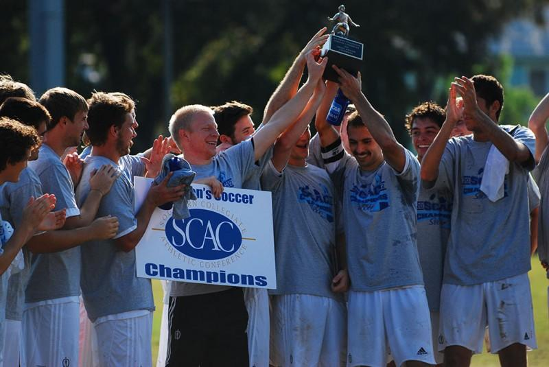 Photo+Gallery%3A+Men%27s+soccer+wins+SCAC+championship
