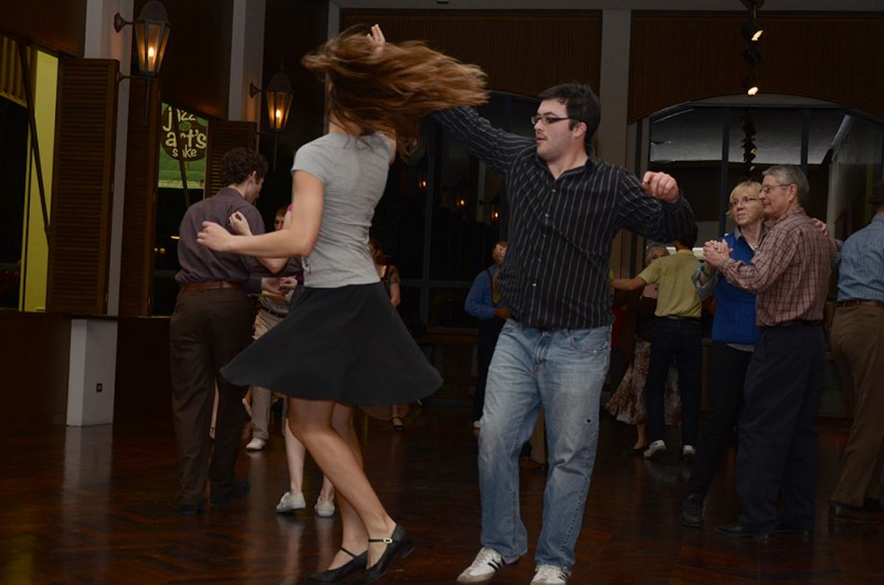 Photo Gallery: KRTU and the San Antonio Swing Dance Society host Alamo Stomp Dance