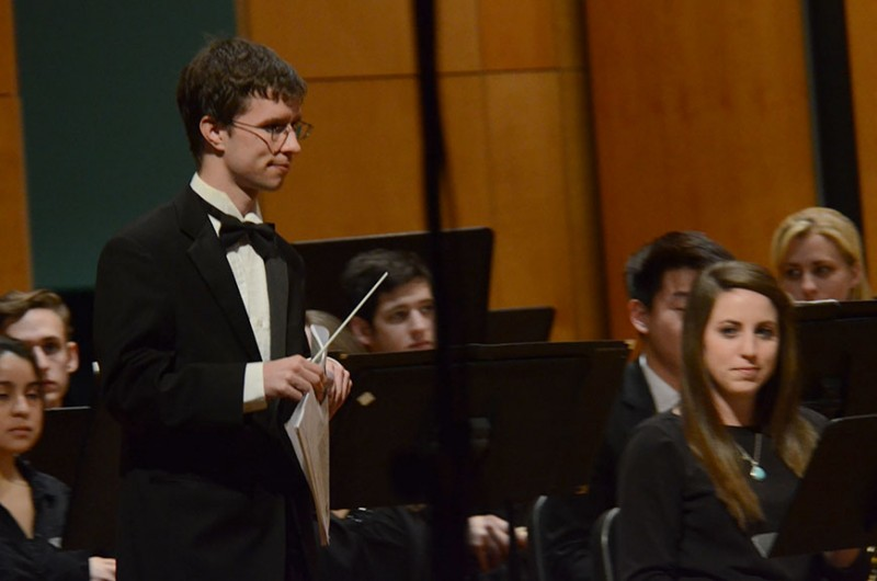 Photo Gallery: Symphonic Wind Ensemble performs spring concert