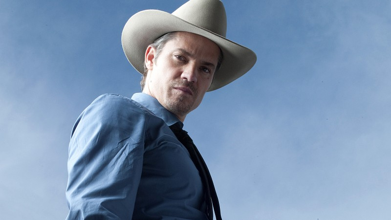Timothy Olyphant stars in