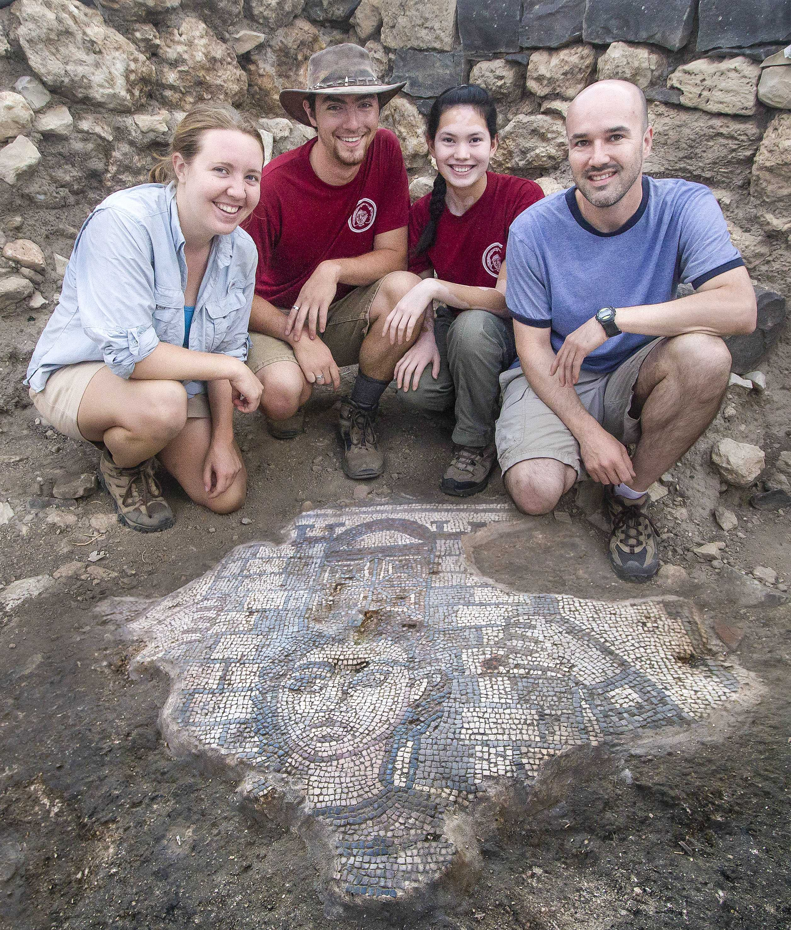 Archaeological adventure: uncovering history in Israel
