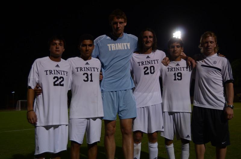 Meet the new international men's soccer players