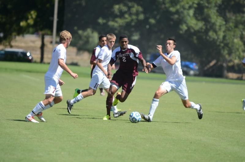 Trinity men's soccer avenges opening conference loss with back-to-back shutout wins at home