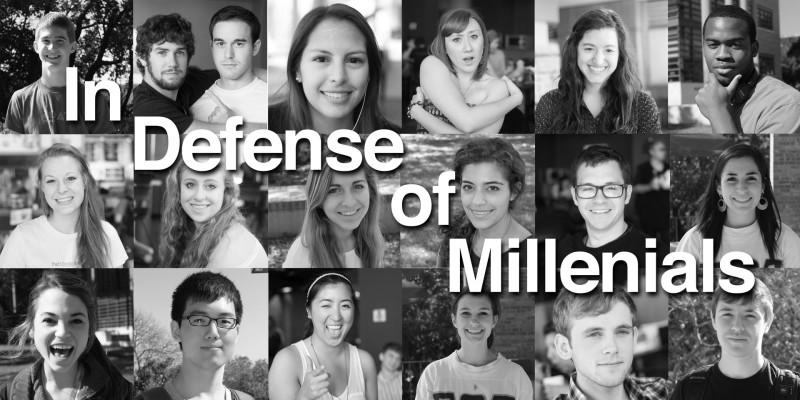 In defense of millenials