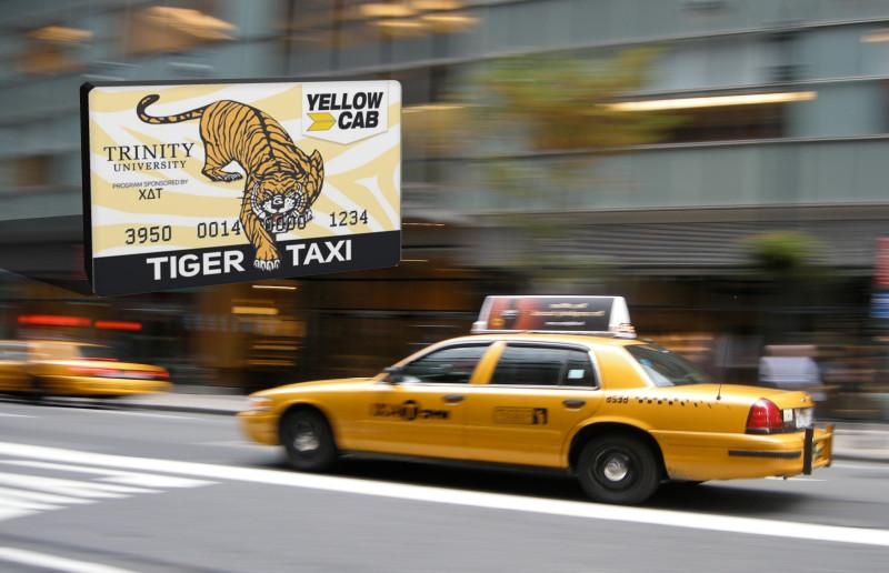 Chi Delta Tau partners with Yellow Cab