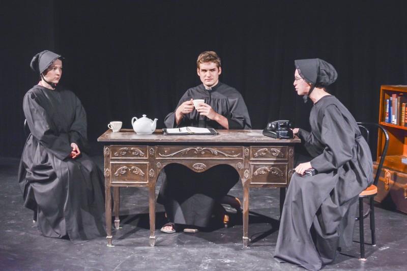Theatre show raises