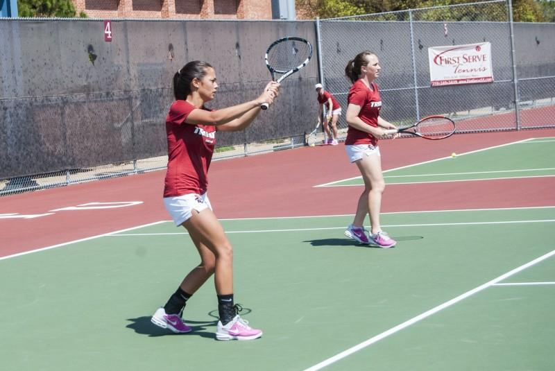 Women%27s+Tennis.+Photo+by+Megan+McLoughlin.