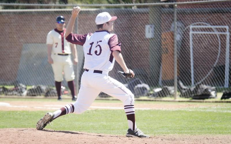 Baseball team ranked No. 12 in national standings