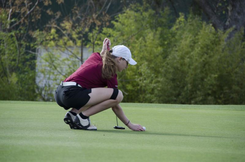 Women's golfers place second at SCAC conference