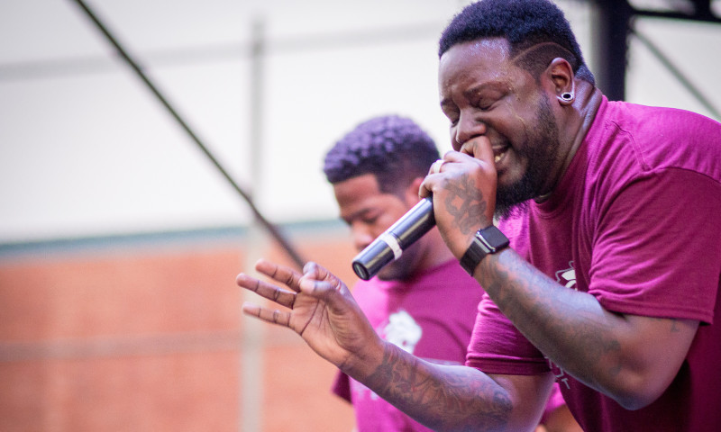 T-Pain kicks off school year with welcome week concert
