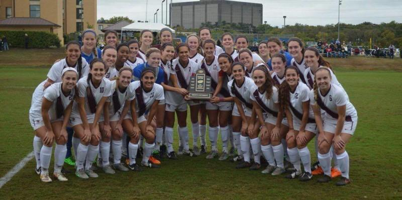 Women's soccer head off to the playoffs