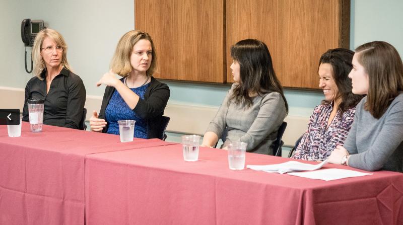 Women in STEM strive to break barriers