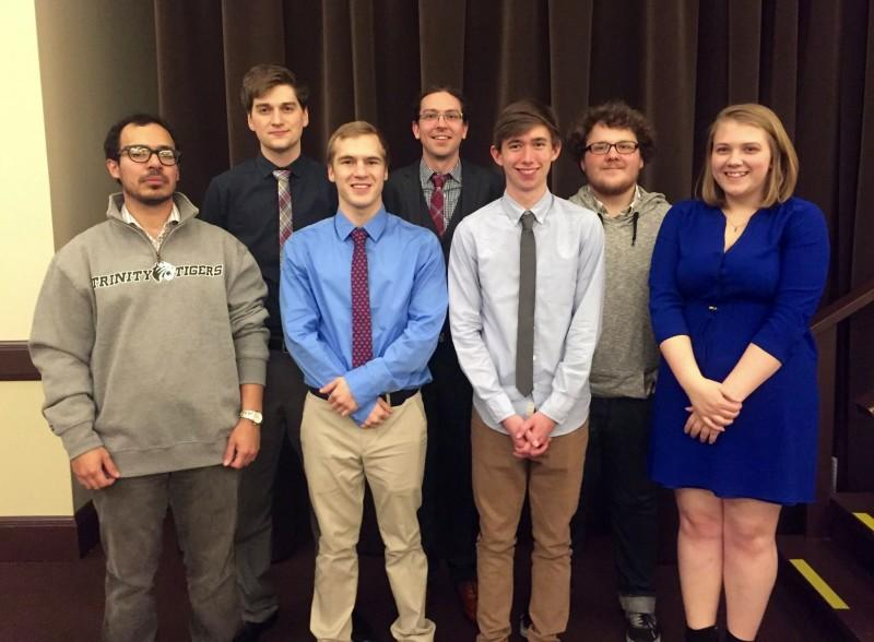 Debate team travels to national tournament