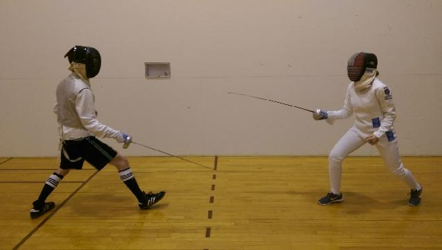 Fencing club adds to sporting options