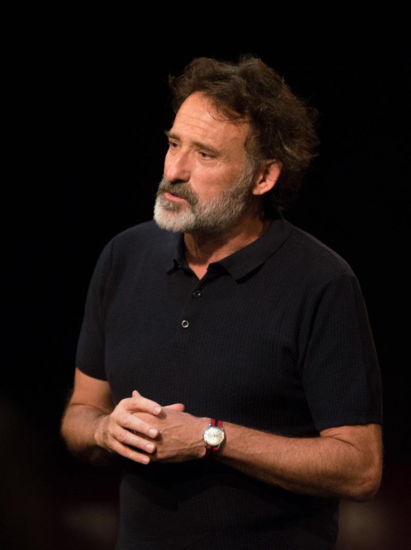Director Roberto Prestigiacomo