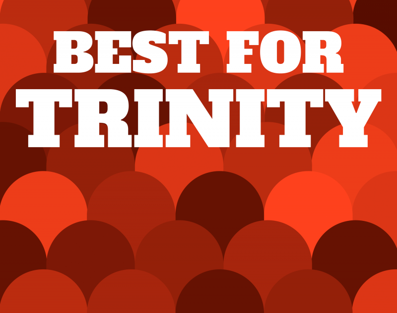 Best For Trinity 2018