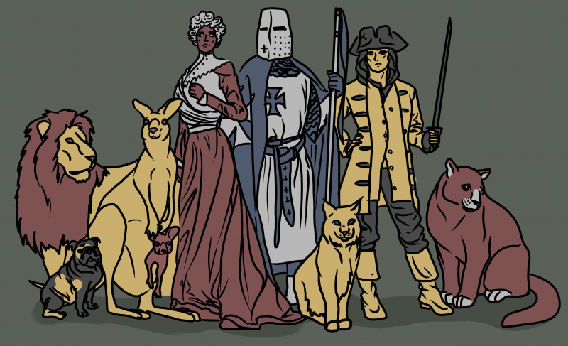 illustration by Andrea Nebhut, staff illustrator.