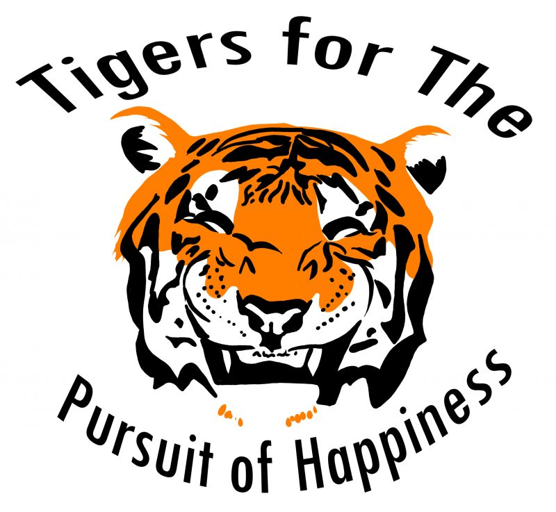 Introducing+Tigers+for+the+Pursuit+of+Happiness