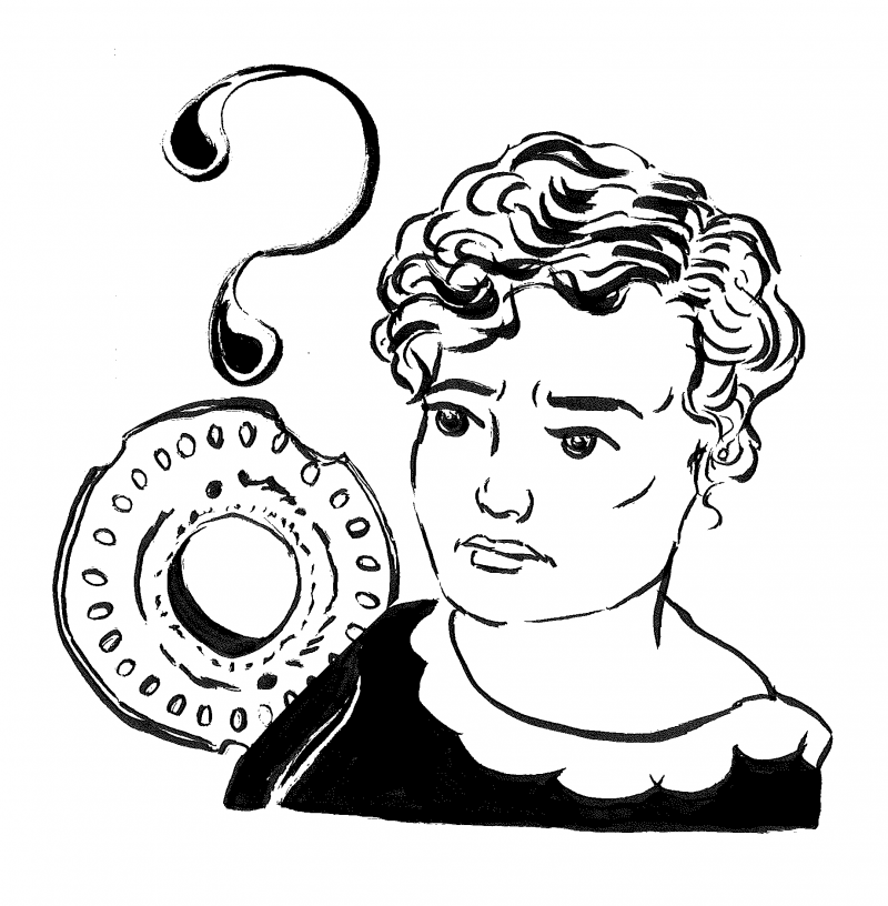 Illustration by Julia Poage