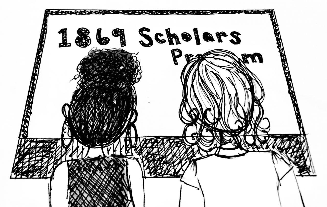 Participants reflect on 1869 Scholars mentorship program