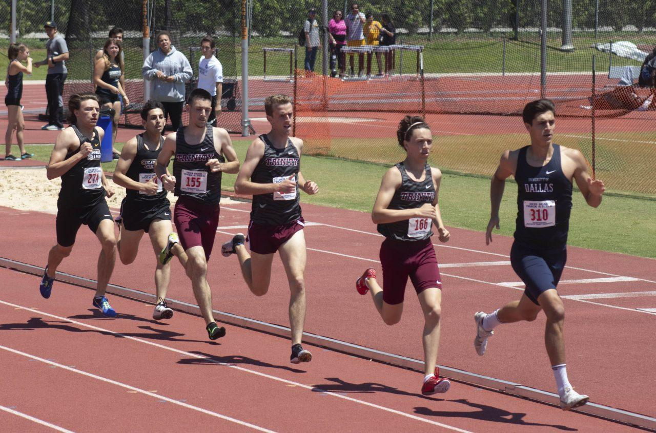 Tigers shatter records at Track and Field Conference Tournament
