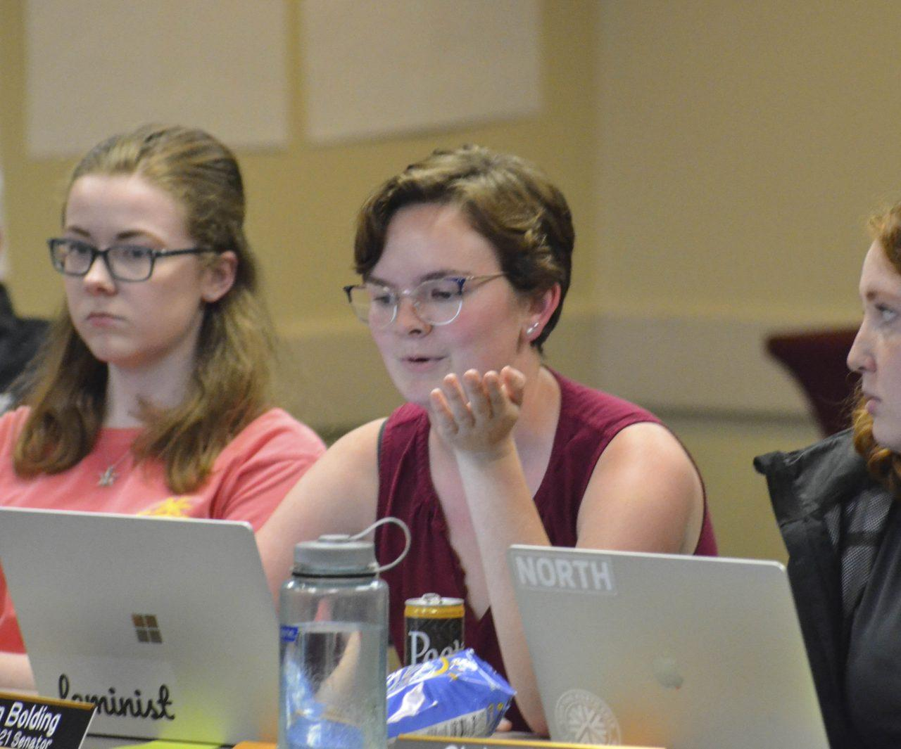 SGA passes resolution recommending that Chick-fil-A is removed from Revolve