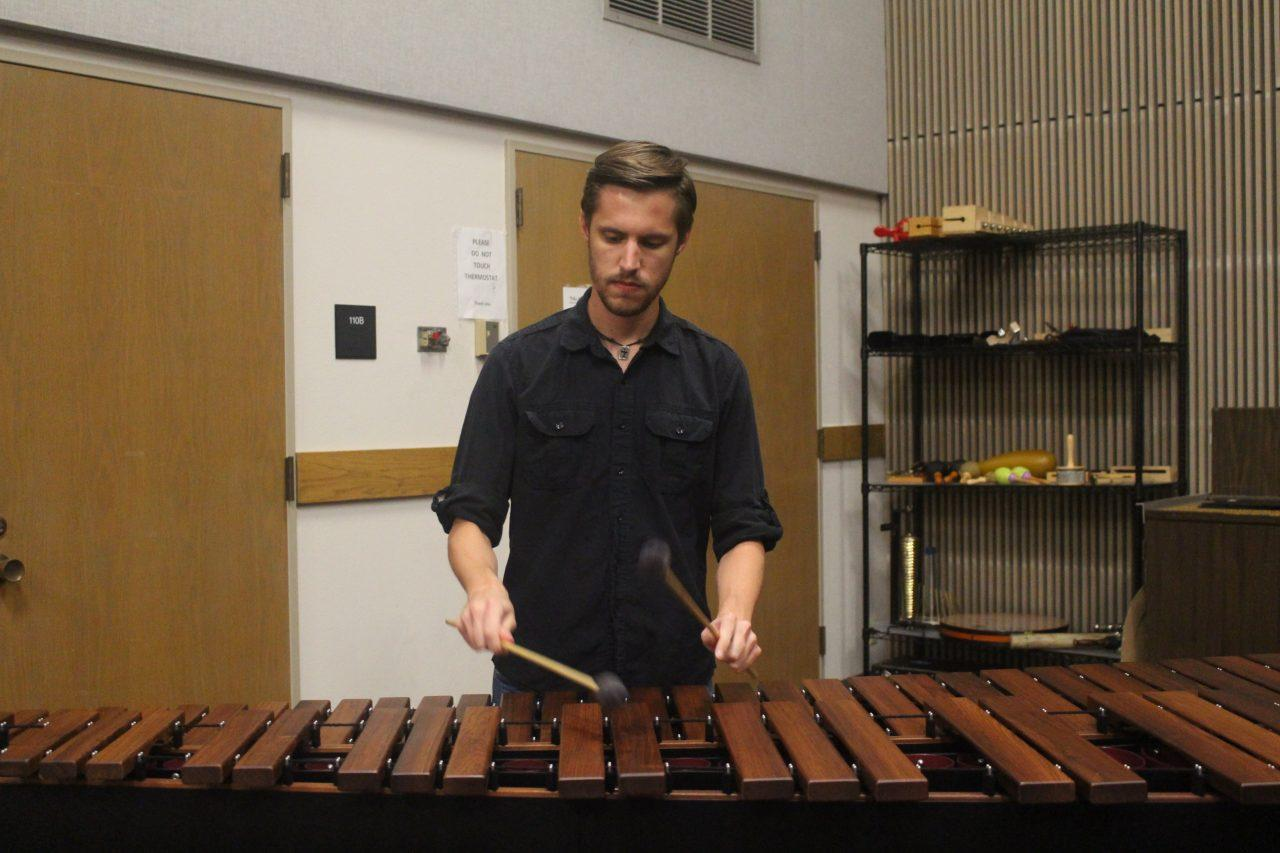 Trinity hires new percussion instructor