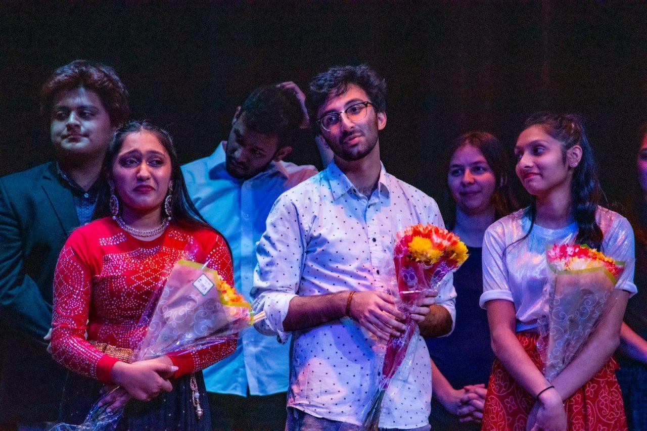 Diwali brings together Trinity community