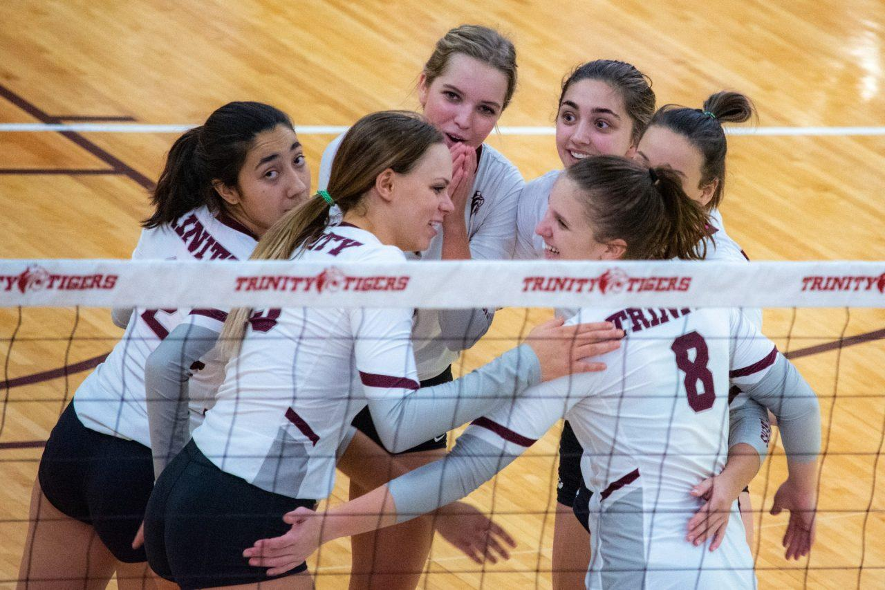 Volleyball wins 17 straight matches
