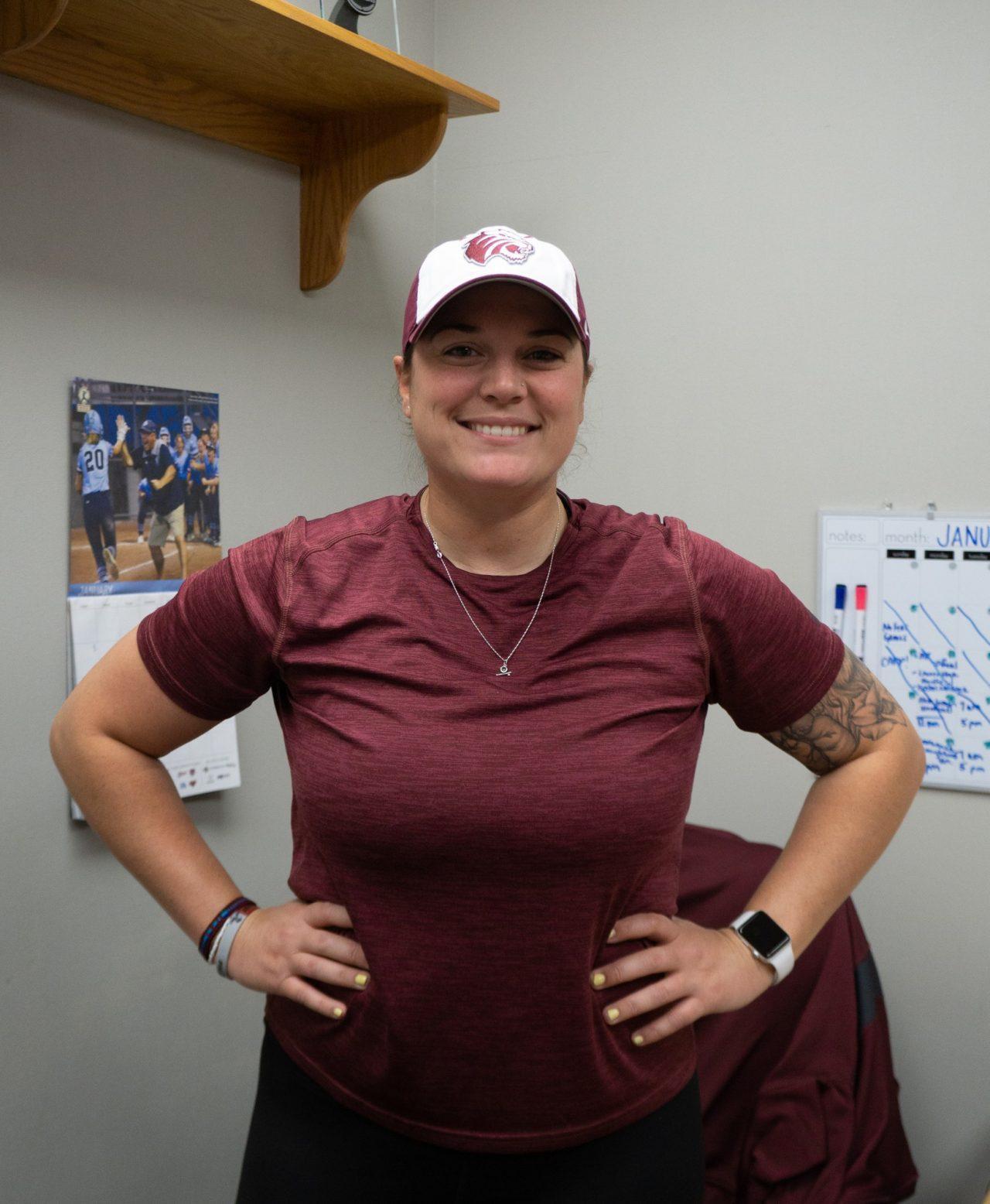 Coach's Corner: Abby Martin