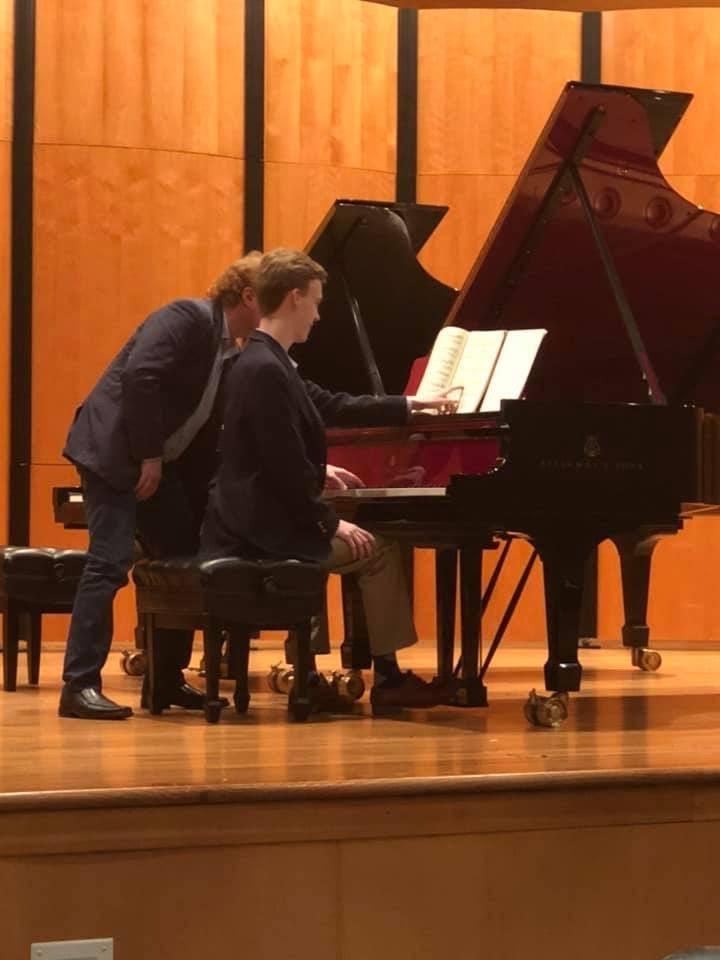 Master class comes to Trinity with pianist Boris Slutsky
