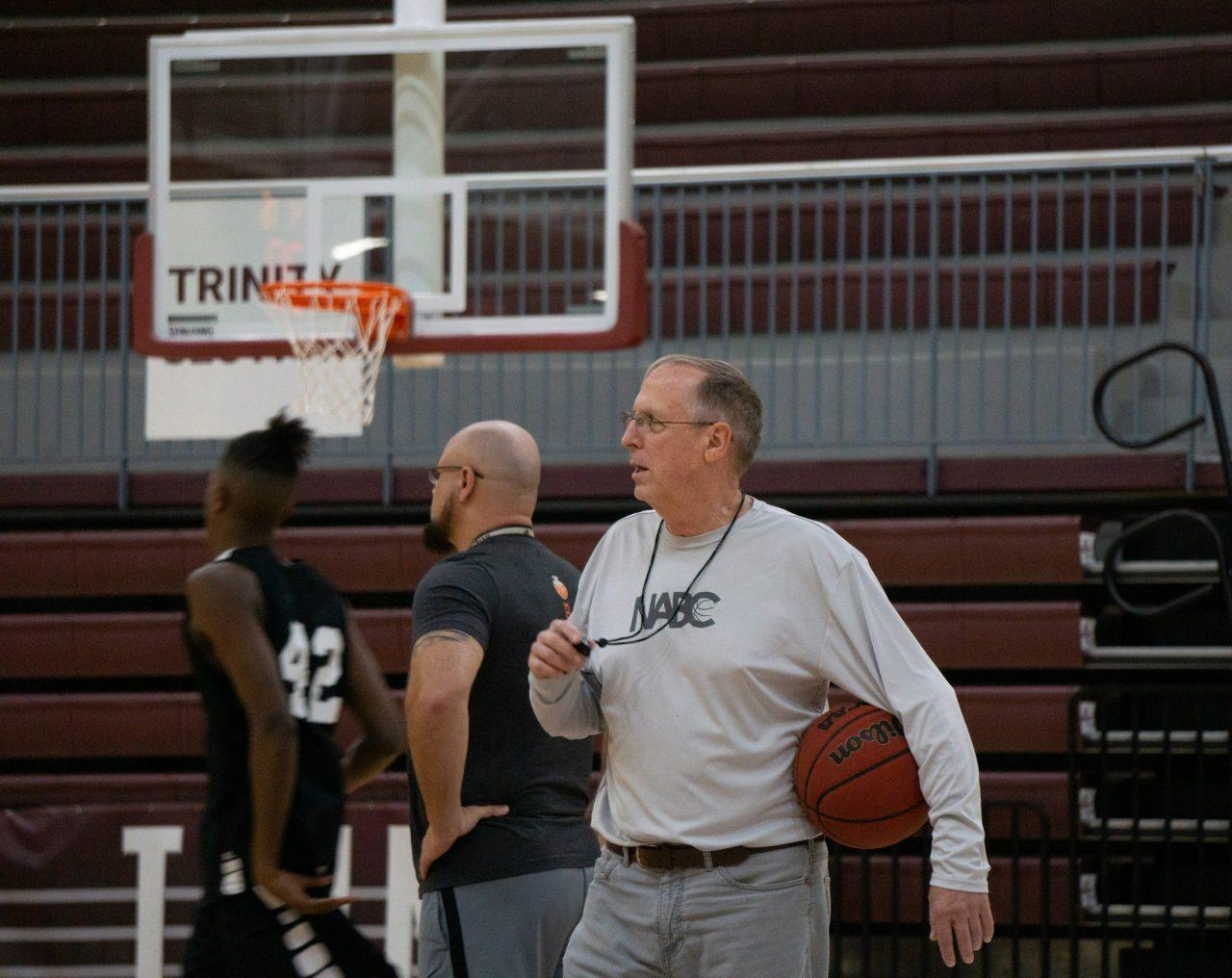 Coach's Corner: Pat Cunningham