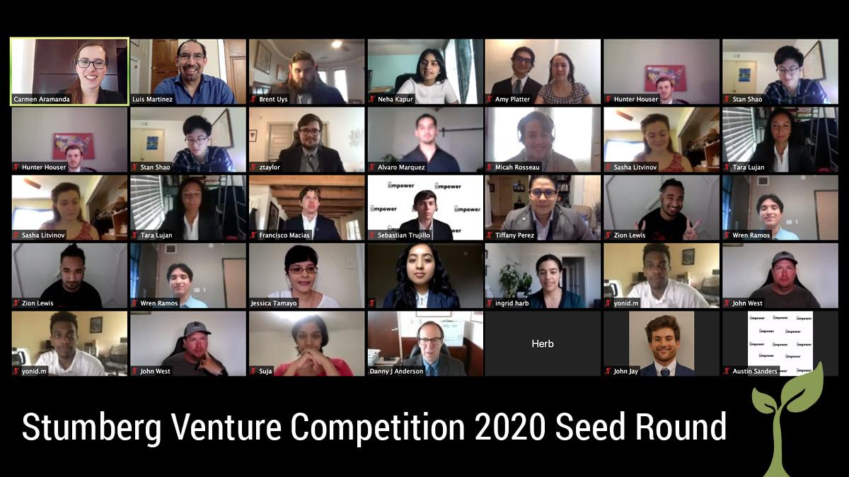 Six teams awarded Stumberg seed round prize