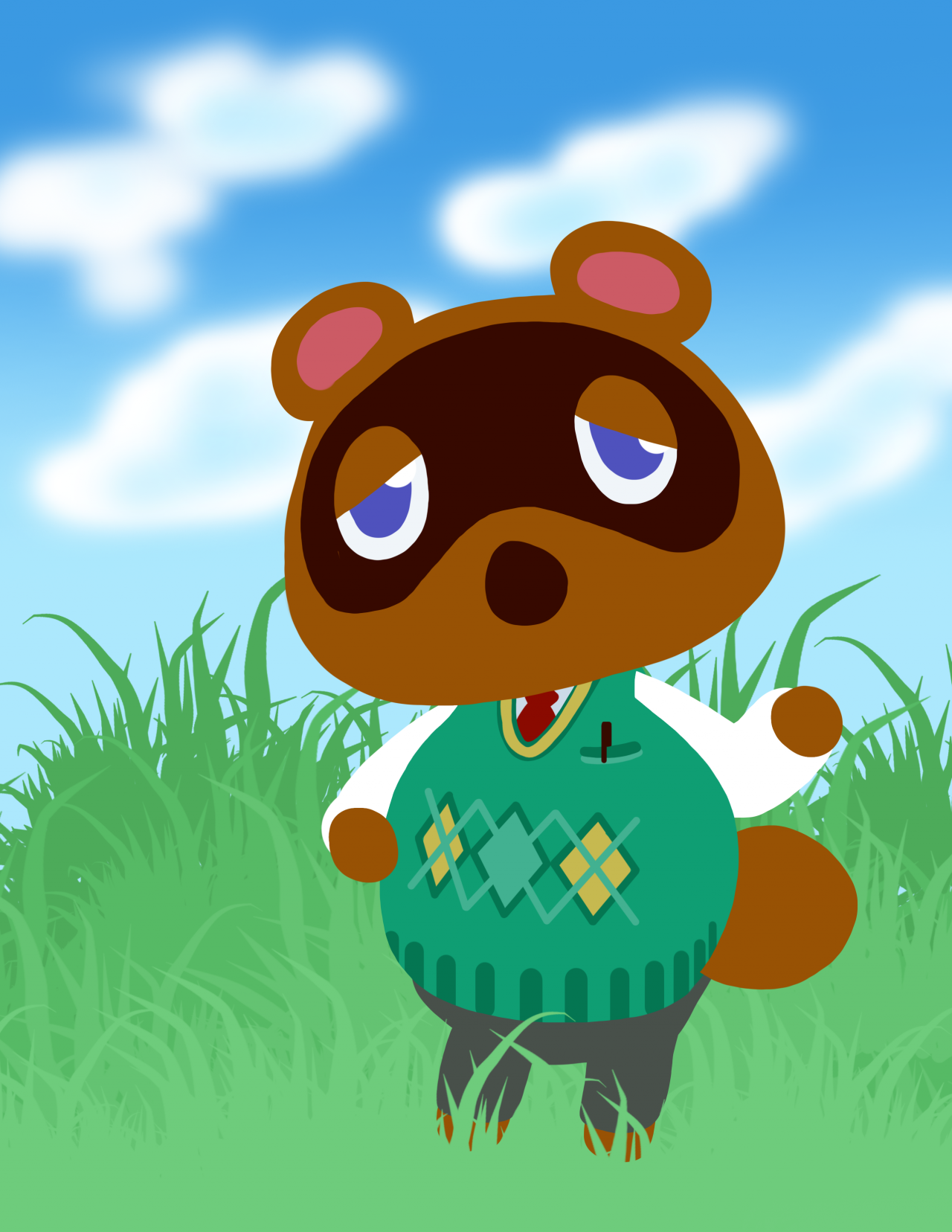 Animal Crossing players seek New Horizons