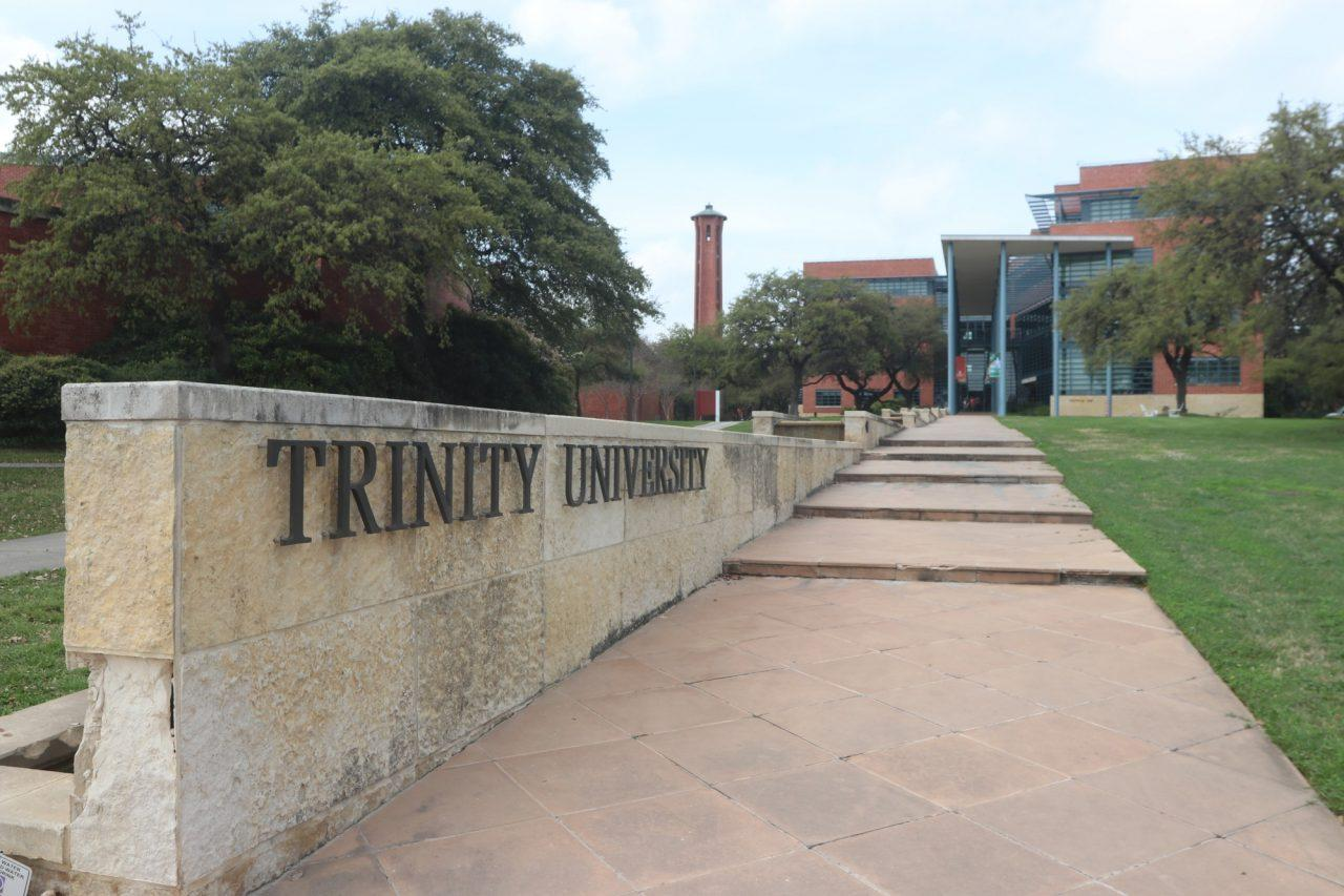 Trinity temporarily goes test-optional