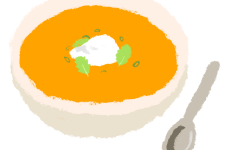 Going Gourmet: Carrot & Squash Soup