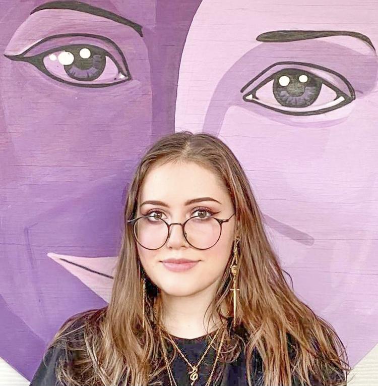 Student art spotlight: Stella Luck