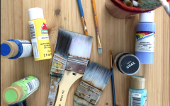 The benefits of doing arts and crafts at home