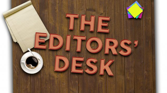 What's it like being an editor during COVID?