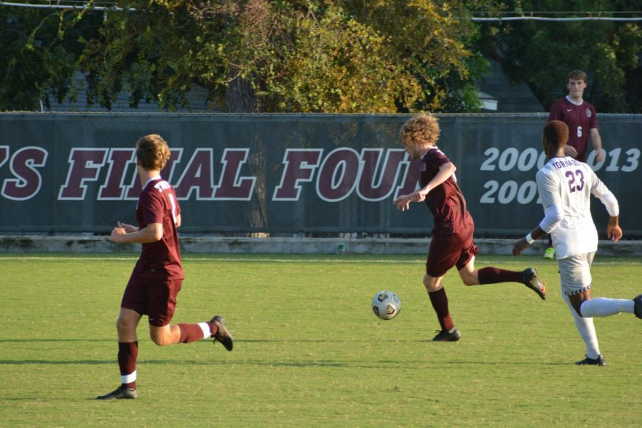 Mens soccer remains undefeated at six games into the season.
