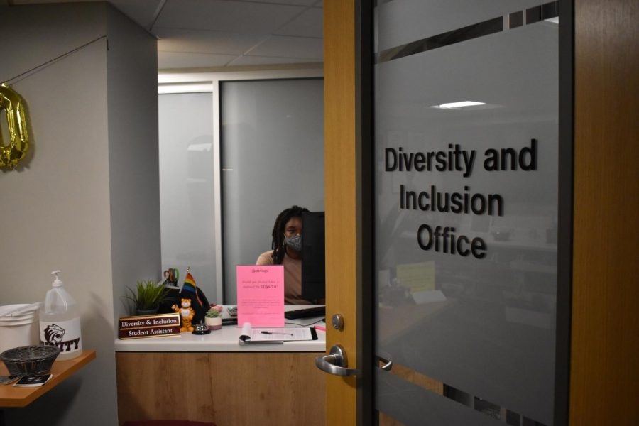 University works toward Diversity, Equity and Inclusion goals