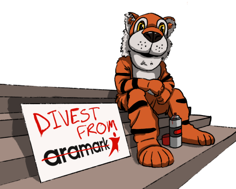 Tigers Against Aramark: The Next Step in Re-Imagining Dining On-Campus