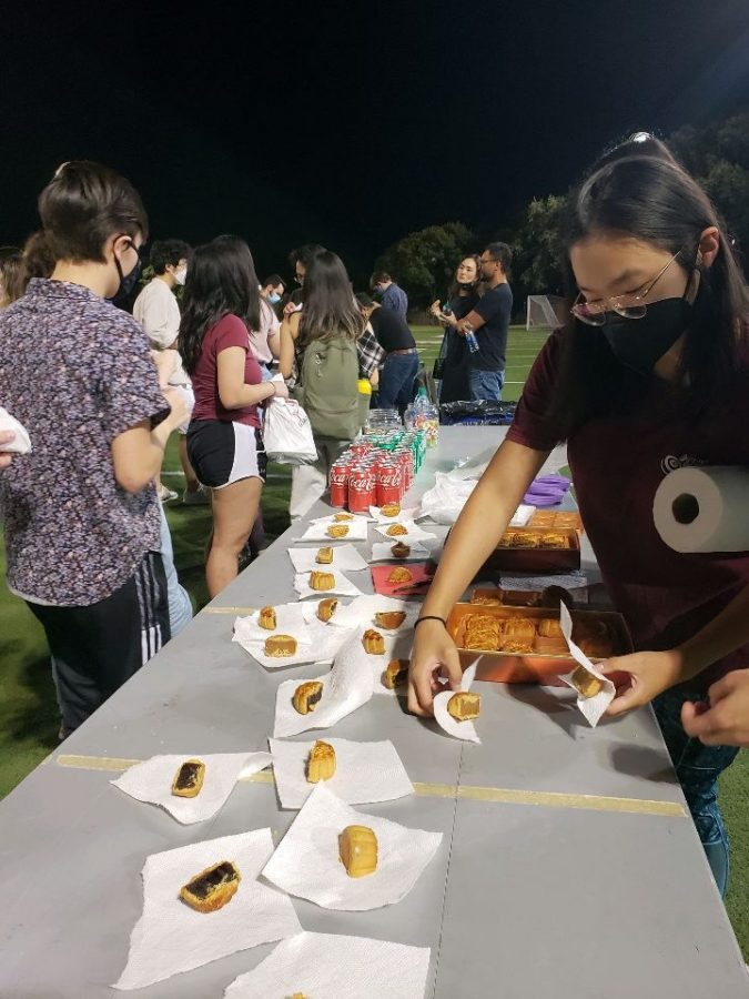 Students celebrate East Asian culture at Mid-Autumn Festival