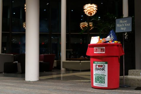 TUVAC collects donations for hurricane victims
