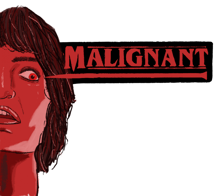 Cheesy horror is back: A review of Malignant