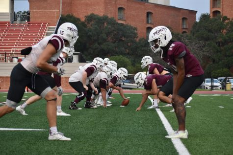 Conference competition begins for football