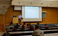 Virtual faculty returned to campus Oct. 4